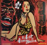 "7"" EP ✦ THE LEFT ARM F BUDDHA ✦ ""Monkey's Affair"" Fantastic Exotic Orchestra!! ♫"